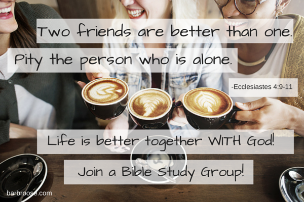 Friends are a blessing!