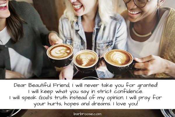 Dear Beautiful Friend code