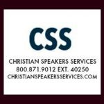 Barb is represented by Christian Speaker Services.