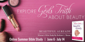 Online Summer Bible Study June 6 - July 14