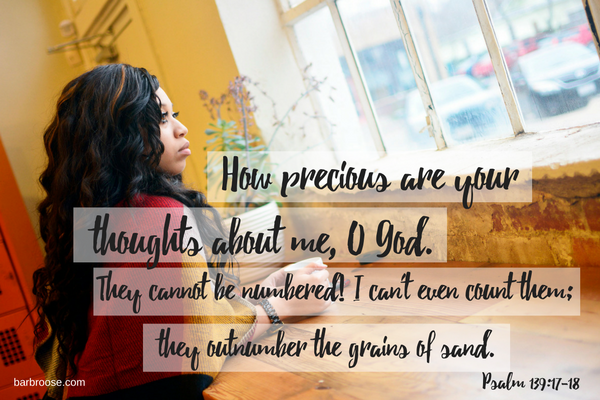 Psalm 139 - How precious are your thoughts