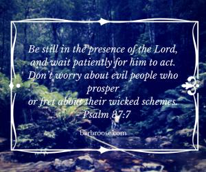 Psalm 37.7