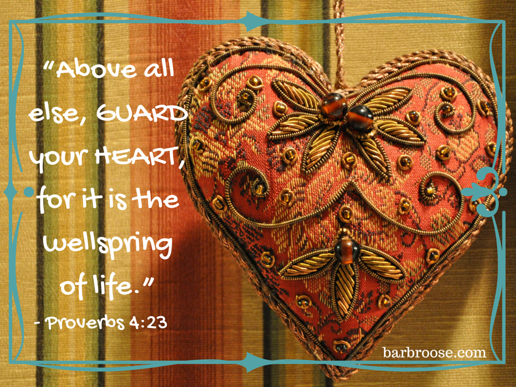 Beautiful Devotional #3: Protecting Your Beautiful Heart!
