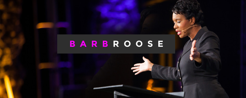 Barb Roose Speaker Author Mother Wife