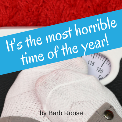 It's the most horrible time of the year…