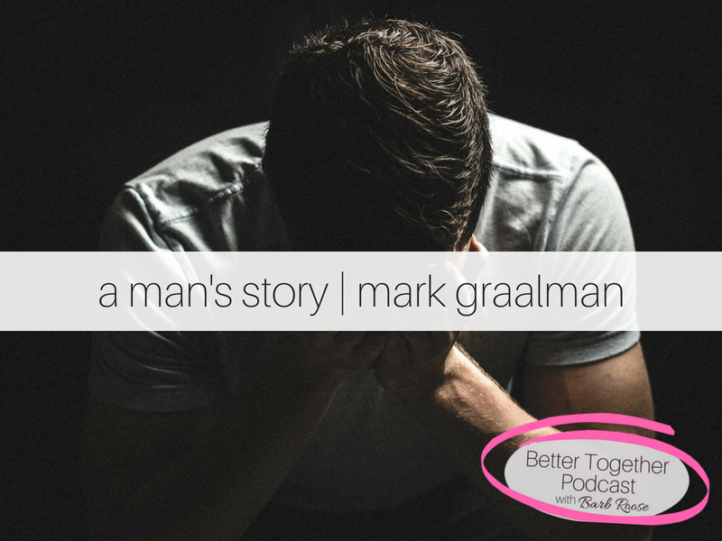 A Man's Story about Anxiety – Mark Graalman of Sanctus Real