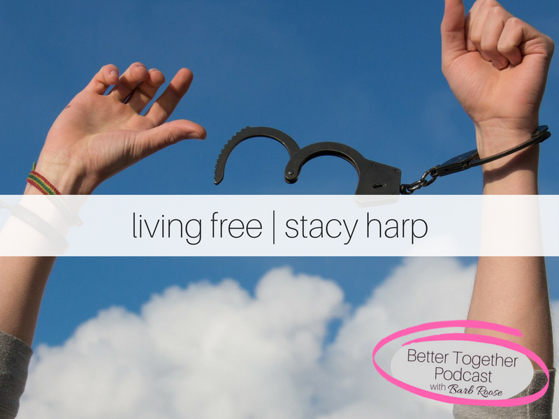 Learning to Live Free – Interview with Stacy Lynn Harp