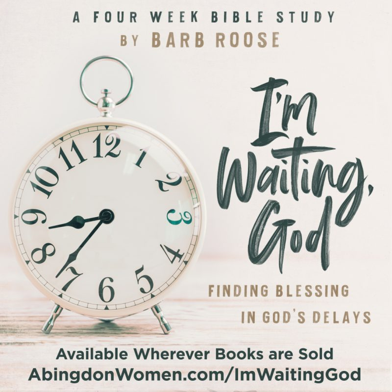 I'm Waiting, God Bible Study