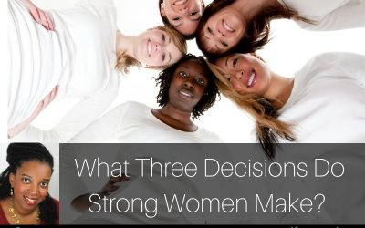 Three Decisions That Strong Women Make | Interview with Susan Seay