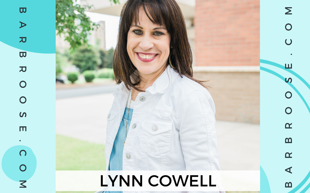 Living with Christ-Confidence | Guest Lynn Cowell