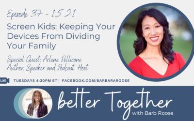 Screen Kids: Keeping Your Devices From Dividing Your Family with Arlene Pellicane
