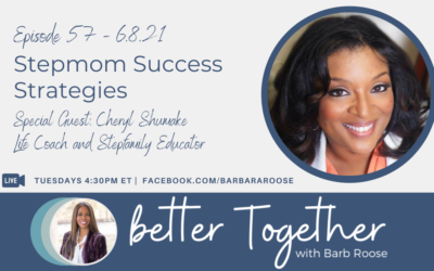 Stepmom Success Strategies with Cheryl Shumake