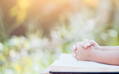 How to Pray When You're Not Sure What to Think or Say