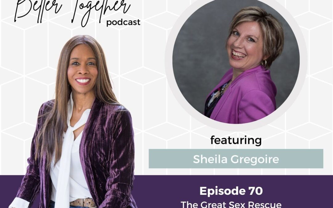 The Great Sex Rescue | Interview with Sheila Gregoire